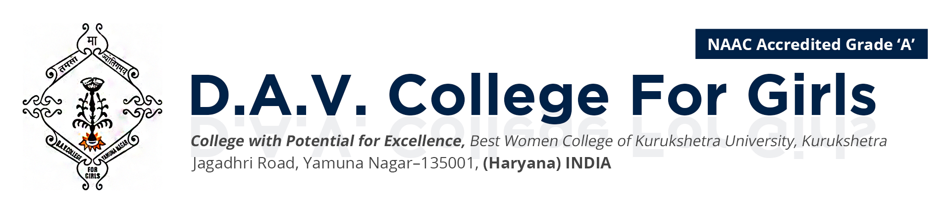 D.A.V. College for Girls